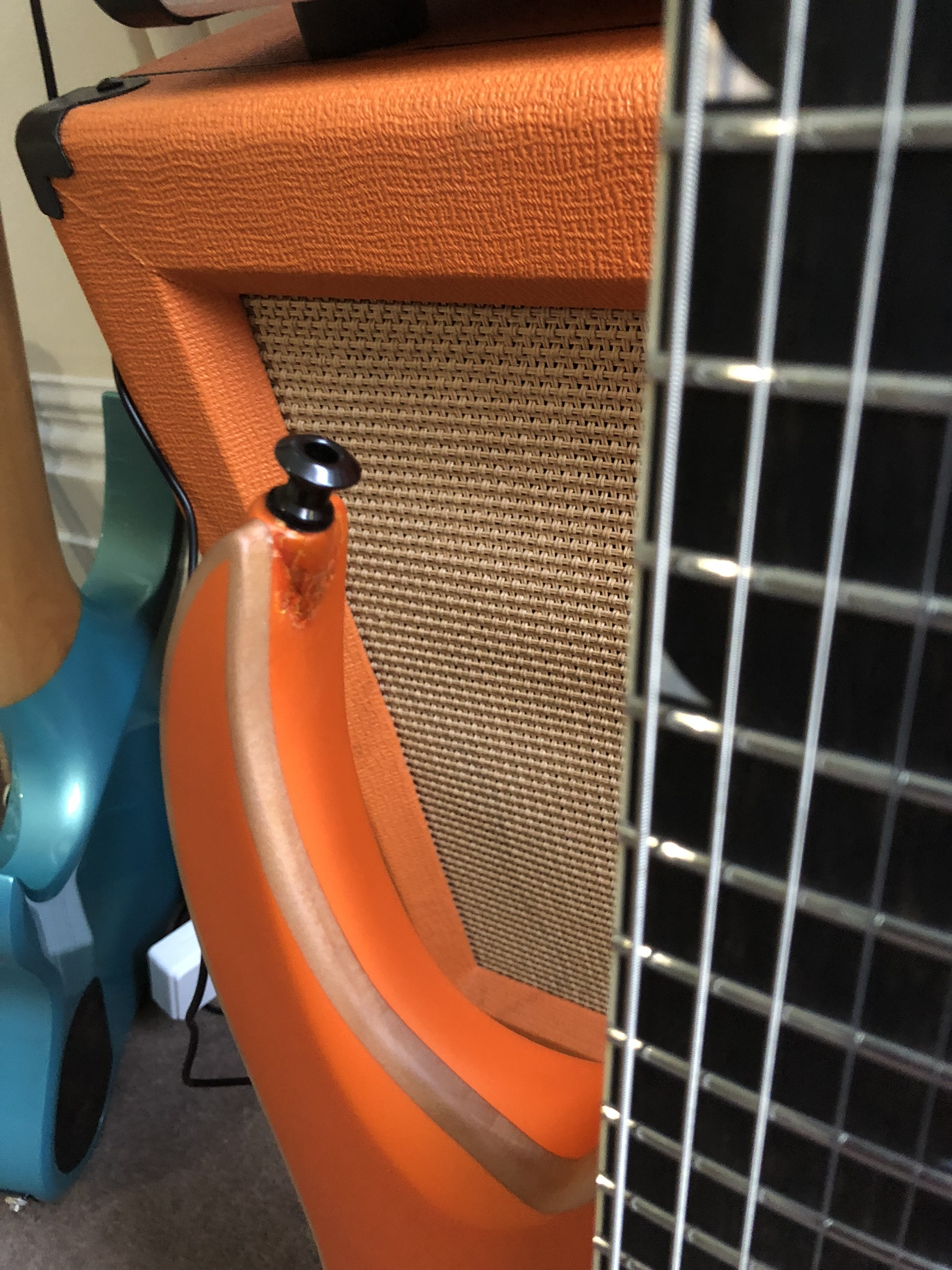NGD! Jackson USA Juggernaut HT6 in matte lambo orange (backstory included)-27ca1c64-0b1f-4e16-b581-2276b0039e14-jpeg