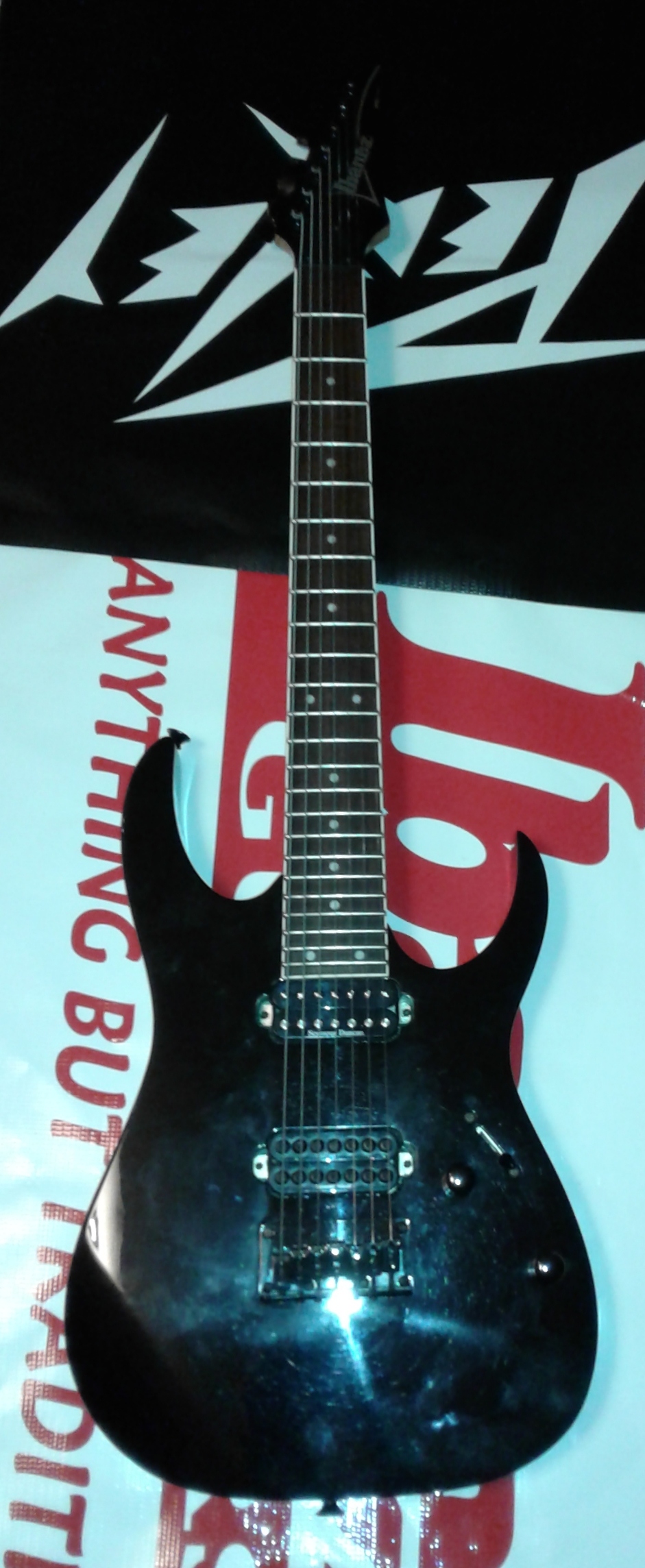 Your Weapons? (I sure hope they're Axes) (56k = Okay I guess. Maybe.)-ibanez-rg-7-string-jpg