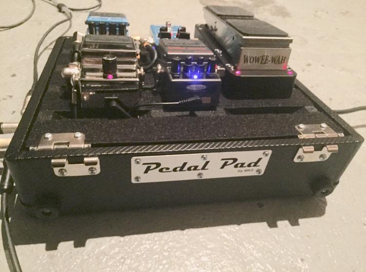 NPBD: Custom 4CM powered pedalboard from Pedalpad finally DONE (Warning: PIC HEAVY)-image-jpeg