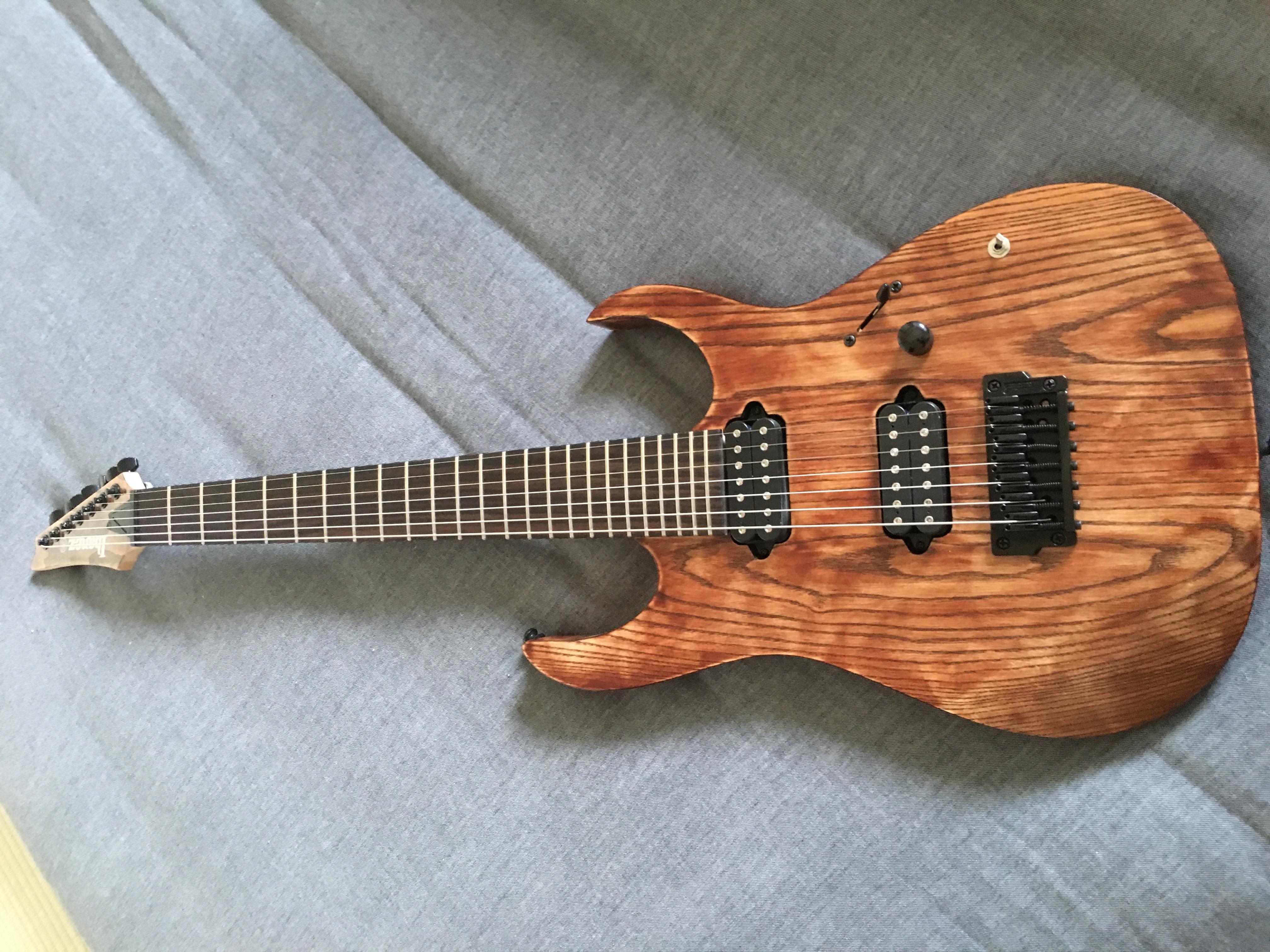 Bought a new guitar - RGIXL7-ABL-guitar-1-jpg