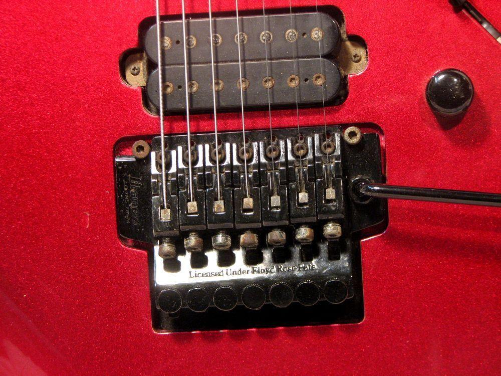Incomming New Old Guitar day. 2000 MIJ RG7420 in Magenta Crush-l1608-jpg