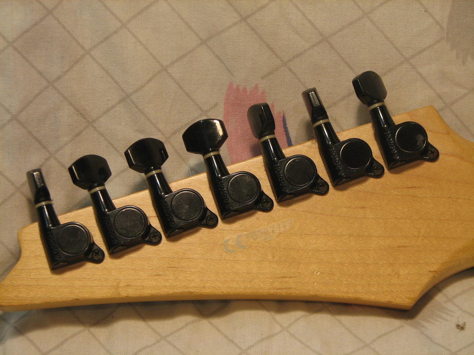 Incomming New Old Guitar day. 2000 MIJ RG7420 in Magenta Crush-l1650-jpg